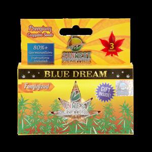 blue dream seeds sunwest