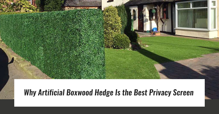 Why-Artificial-Boxwood-Hedge-Is-the-Best-Privacy-Screen