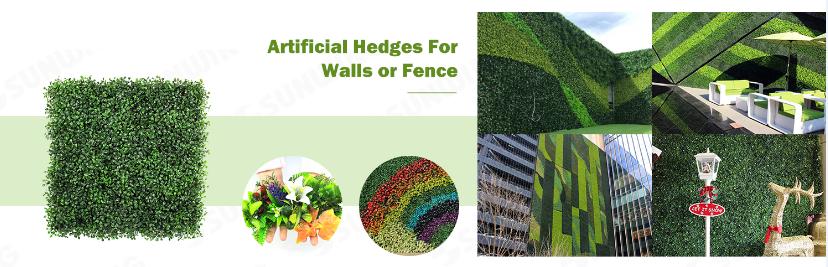 1-artificial hedges panels