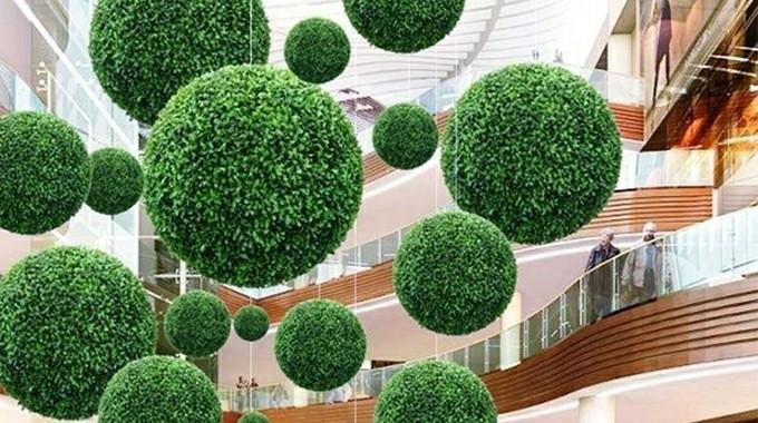 Indoor Artificial Topiary Balls