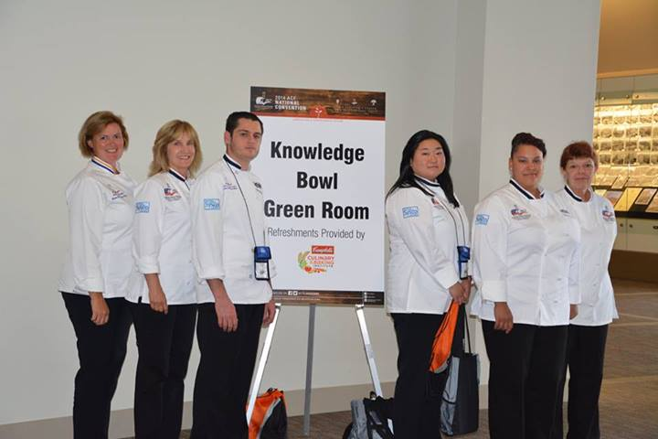 Culinary Knowledge Bowl
