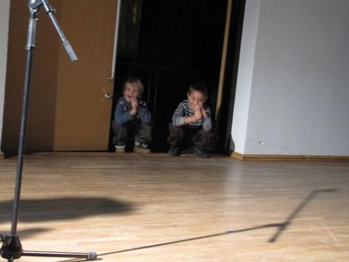 Suomen PEN Tallinnassa 23.11.2011. Yleisö!