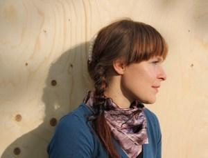 Tiina Lehikoinen. Kuva: Marko Niemi