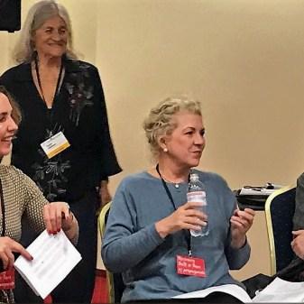 Women Writers Committee meeting