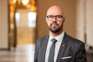 SDP:n Kim Berg: Kuntia ei jätetä oman onnensa nojaan