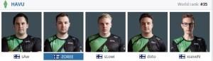 Tiistaina kaksikin suomalaisia kiinnostaa CS:GO kamppailua