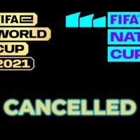 Elokuun FIFAe World Cup 2021™ peruttu
