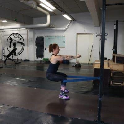Isometrinen lihastyötapa voimaharjoittelussa – osa 2