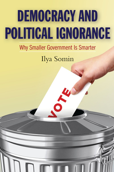 Image result for somin political ignorance
