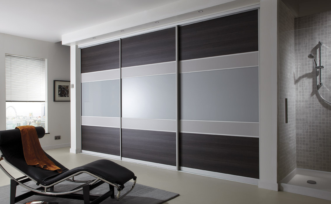 Fitted Sliding Wardrobes Modern Supafit Bedrooms Kitchens
