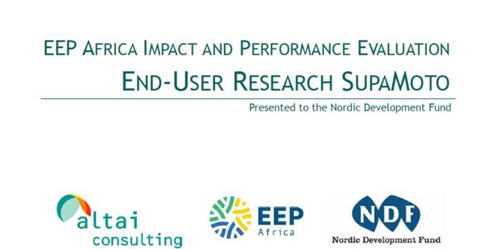 Independent survey on SupaMoto shows massive impact!