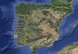 Travel guide  SUP Portugal - Lisbon & Cascais