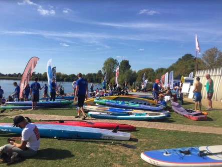 British SUP Club Championships 2018