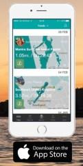 GeoSUP Paddleboarding App