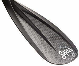 3-piece fiberglass paddle