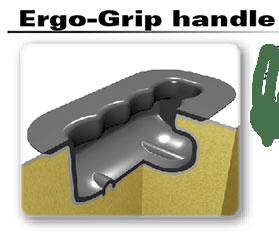 BIC Ergo Carry Handle