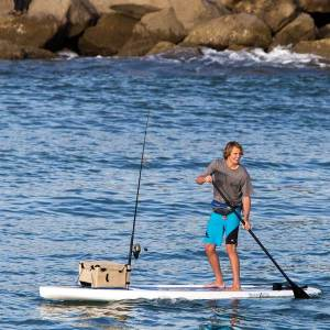 A SUP for fishing
