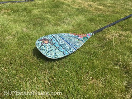 Carbon SUP Paddle