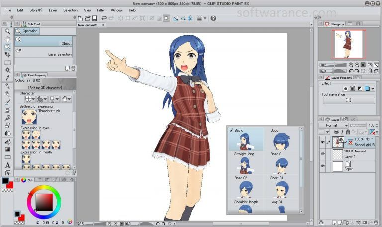 Clip Studio Paint 2020 Crack With Serial Key Full Download