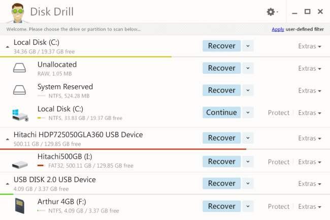 Disk Drill 2019 Activation Code With Crack Download