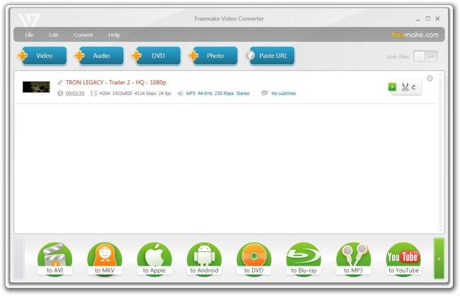 Freemake Video Converter Crack | License Key Free Download