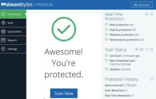 Malwarebytes 3.8.3.2965 Crack With License Key for Windows