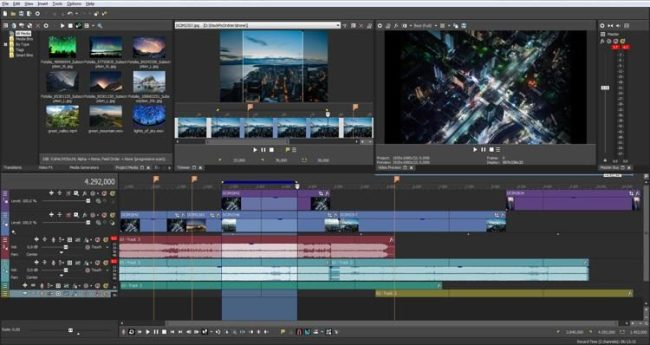 Sony Vegas Pro 16.0 Build 424 Crack With Product Free Full Version 2019