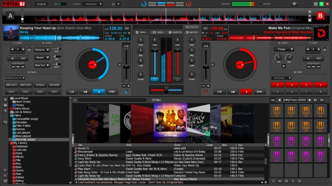 Virtual DJ Pro Crack With Serial Key Full Version 2019