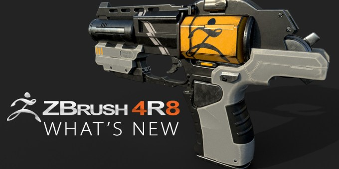 ZBrush 4R8 Crack With Serial Key Full Version Free Download 2019