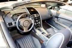 Aston Martin DB9 dashboard