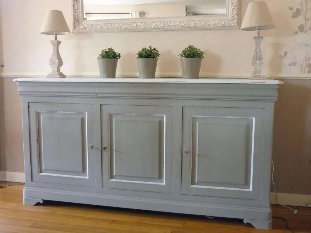la couleur grise pour meubles de chambre