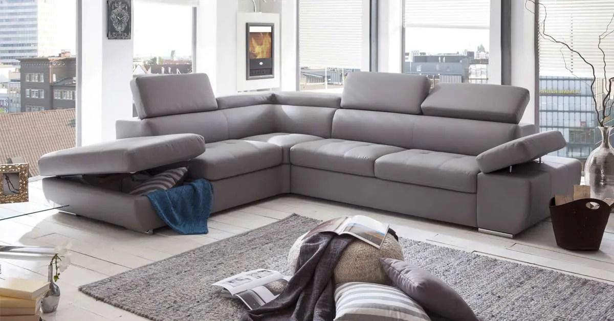 6 exemples de salon ou le canape gris