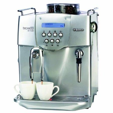 Philips Saeco RI9724_47 Incanto Deluxe Automatic Espresso Machine
