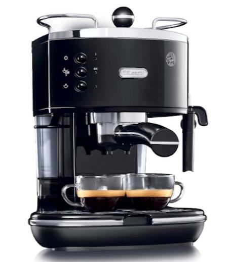 DeLonghi ECO310BK 15-Bar-Pump Espresso Machine