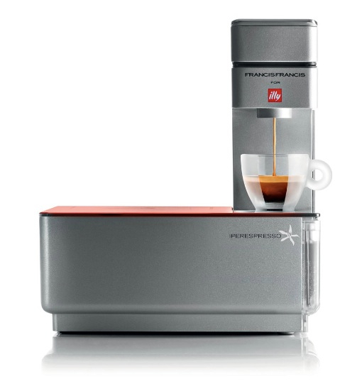 Illy Caffe Touch Espresso Machine
