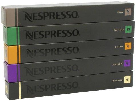 Nespresso Pack