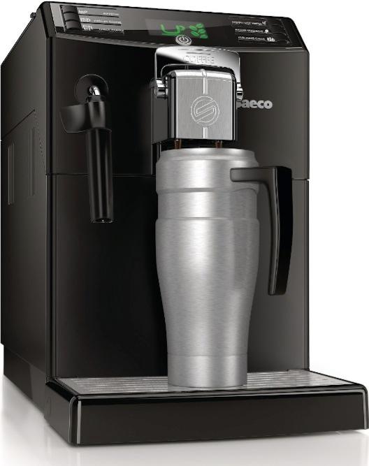 Saeco Minuto Focus Coffee_