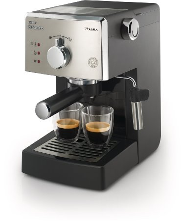 Saeco HD8325_47 Poemia Class Manual Espresso Machine