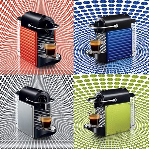 Nespresso Pixie Colors