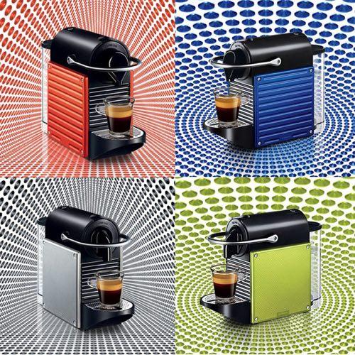 Nespresso Pixie Colors