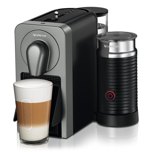 Nespresso Prodigio & Milk Frother