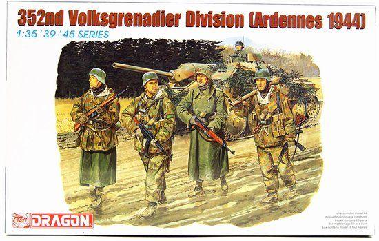 352nd Volksgrenadier Division (Ardennes 1944) Dragon 6115