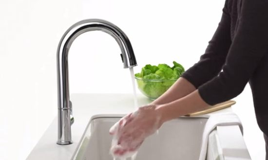 Best Touchless Motion Sensor Powered Pull-Down Kitchen Faucets ...