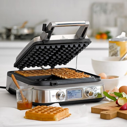 Breville Smart Waffle Maker BWM640XL 4 Square