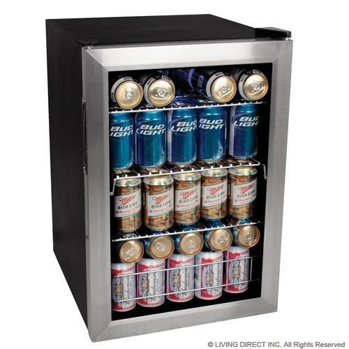 EdgeStar 84 Can Beverage Cooler