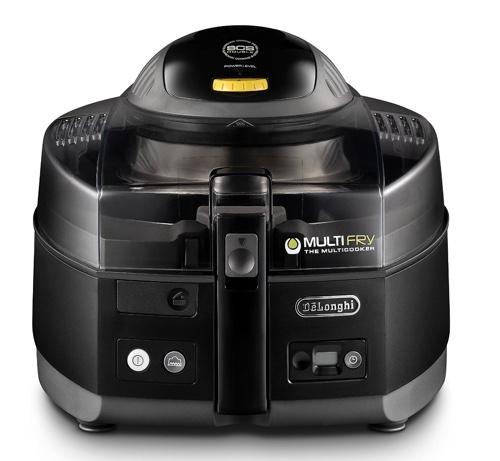 De'Longhi FH1163 MultiFry, Low Oil Fryer and Multi Cooker