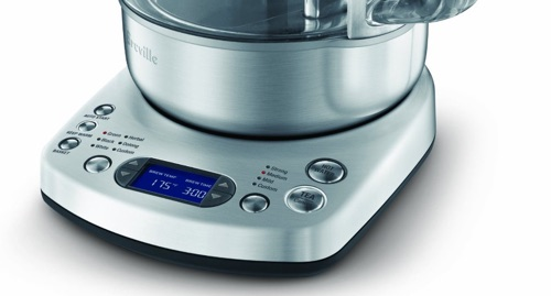 Breville Tea Maker Controls