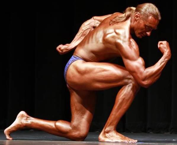 Diät zur Steigerung der Muskelmasse in 1 Monat