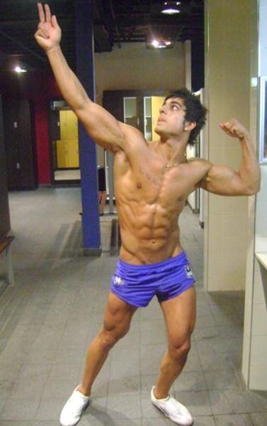 Zyzz Bodybuilder