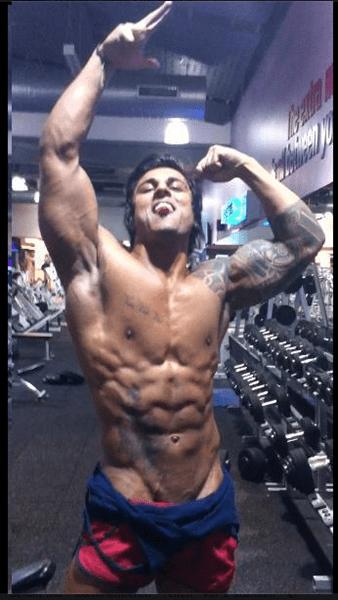 Zyzz - Training, Ernährung, Leben